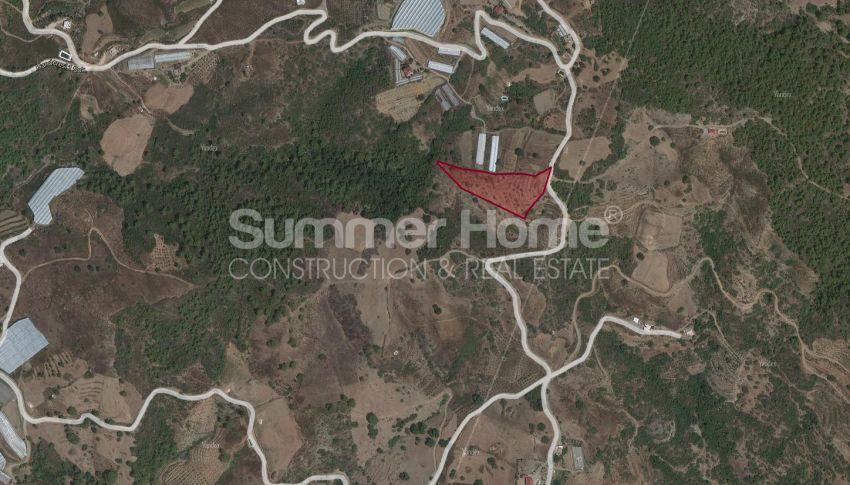 Beau terrain dans la banlieue de Gazipasa, Alanya general - 1