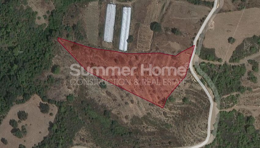 Beau terrain dans la banlieue de Gazipasa, Alanya general - 2