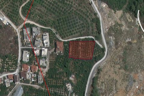 Good Location Commercial Size Parcel In Oba, Alanya