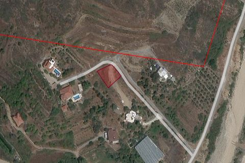 Bijou-Sized Plot Perfect For Villa In Demirtas, Alanya