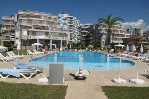 Fully Furnished Resale Apartment in Cikcilli, Alanya