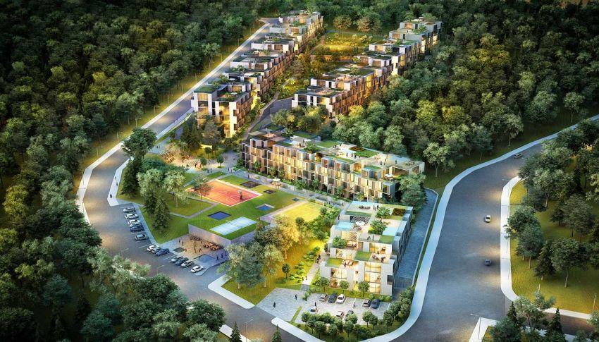 Garantierte Investition in das Entwicklungsgebiet von Sakarya general - 1