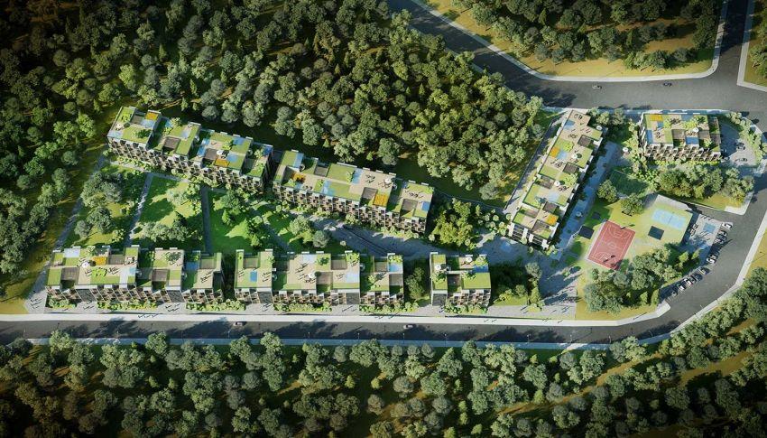 Garantierte Investition in das Entwicklungsgebiet von Sakarya general - 2