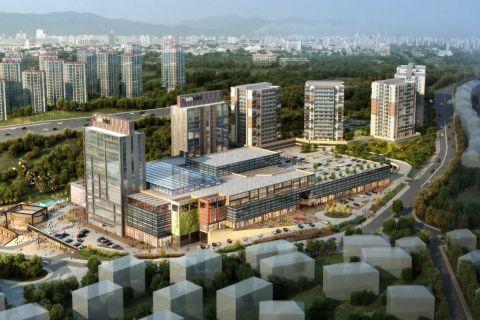 Hoogwaardig project met luxe en moderne appartementen in het centrum van Istanbul