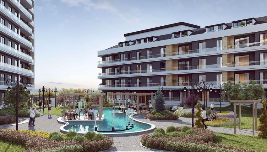 Großartig zum Investieren: Wohnungen mit Panoramablick in Avcilar, Istanbul general - 1