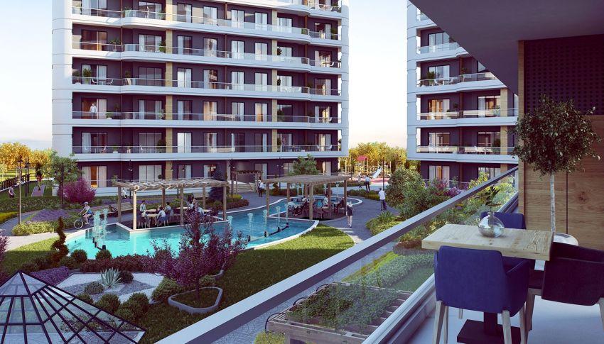 Großartig zum Investieren: Wohnungen mit Panoramablick in Avcilar, Istanbul general - 5