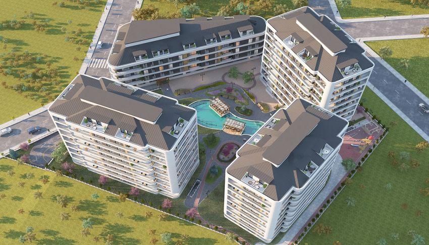 Großartig zum Investieren: Wohnungen mit Panoramablick in Avcilar, Istanbul general - 8