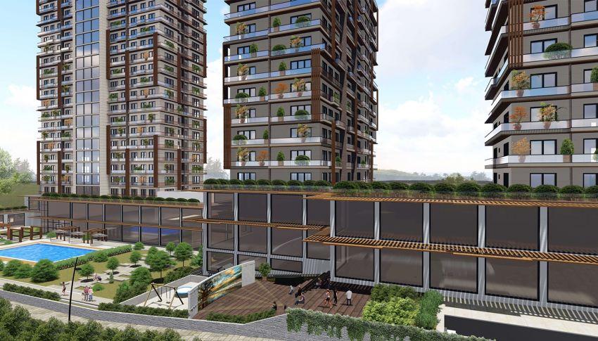 Günstige Wohnungen mit ausgezeichnetem Standort in Esenyurt, Istanbul general - 1