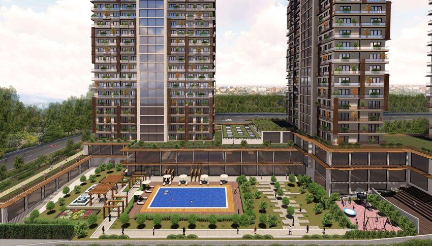 Günstige Wohnungen mit ausgezeichnetem Standort in Esenyurt, Istanbul general - 2