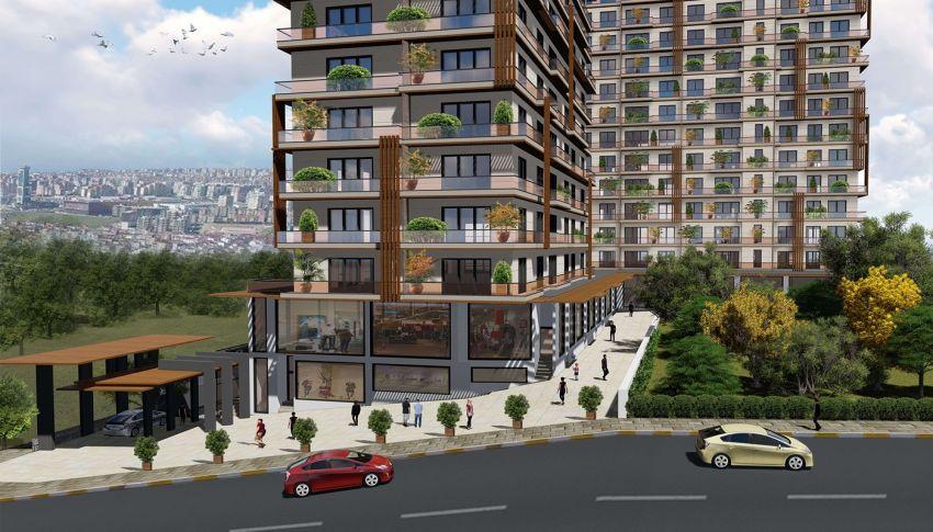 Günstige Wohnungen mit ausgezeichnetem Standort in Esenyurt, Istanbul general - 3