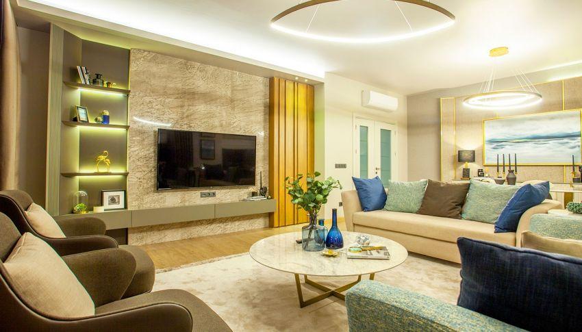 Laadukkaat huoneistot tarjoavat upean kaupunkinäkymän Avcilarissa, Istanbulissa general - 3