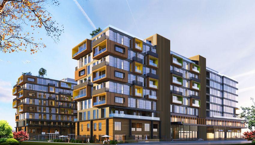Laadukkaat huoneistot tarjoavat upean kaupunkinäkymän Avcilarissa, Istanbulissa general - 9