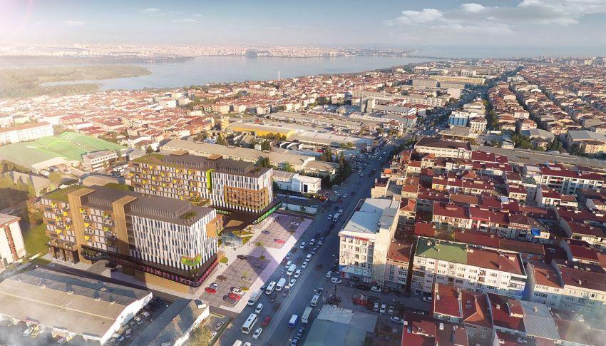 Laadukkaat huoneistot tarjoavat upean kaupunkinäkymän Avcilarissa, Istanbulissa general - 16