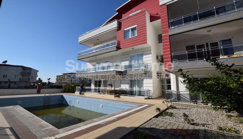 Wiederverkaufswohnung mit großzügigem Balkon in Belek, Antalya general - 1