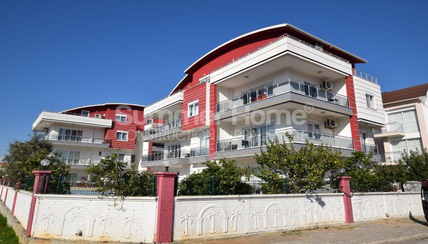 Wiederverkaufswohnung mit großzügigem Balkon in Belek, Antalya general - 4