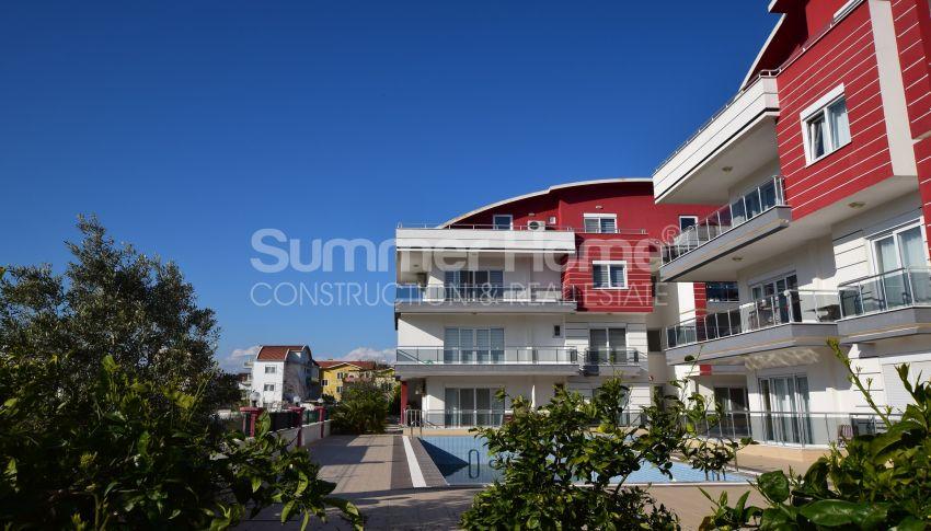 Wiederverkaufswohnung mit großzügigem Balkon in Belek, Antalya general - 5