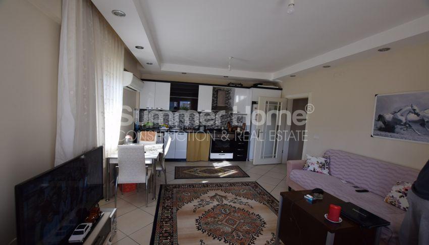 Wiederverkaufswohnung mit großzügigem Balkon in Belek, Antalya interior - 7