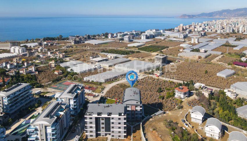 Appartementen te koop op een vredige locatie in Kargicak, Alanya general - 1