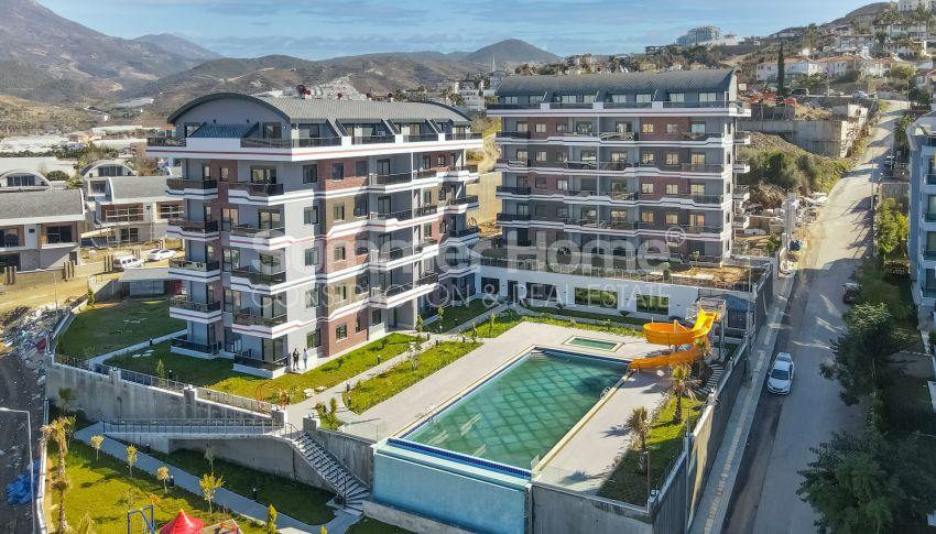 Appartementen te koop op een vredige locatie in Kargicak, Alanya general - 3
