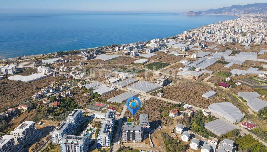 Appartementen te koop op een vredige locatie in Kargicak, Alanya general - 4