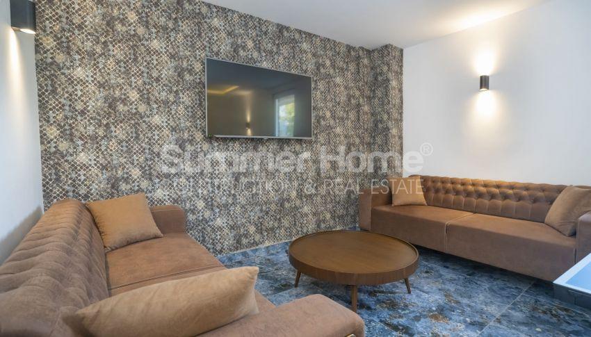 آپارتمانهای جدید برای فروش در یک منطقه آرام در محموتلار، آلانیا facility - 13