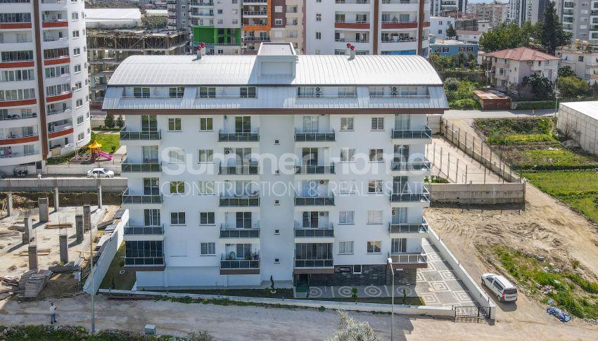 آپارتمانهای جدید برای فروش در یک منطقه آرام در محموتلار، آلانیا general - 3