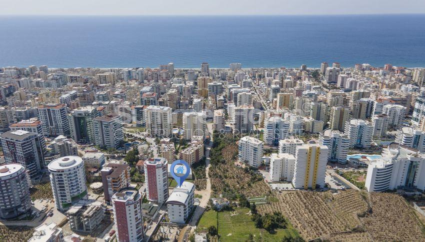 آپارتمانهای جدید برای فروش در یک منطقه آرام در محموتلار، آلانیا general - 4