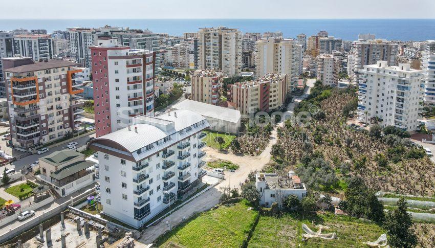 آپارتمانهای جدید برای فروش در یک منطقه آرام در محموتلار، آلانیا general - 5