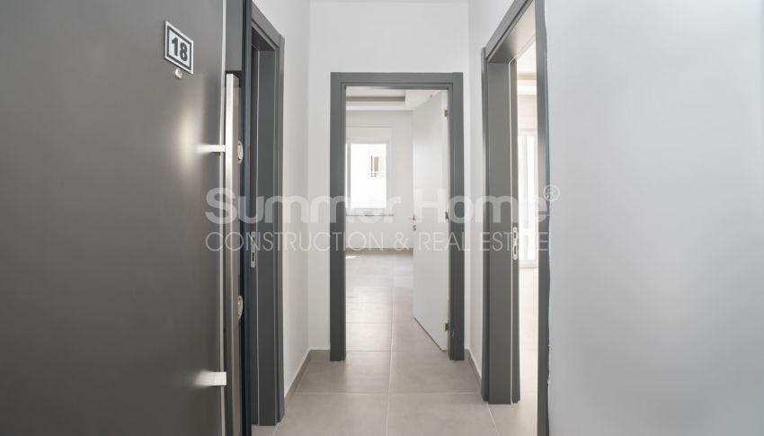آپارتمانهای جدید برای فروش در یک منطقه آرام در محموتلار، آلانیا interior - 10
