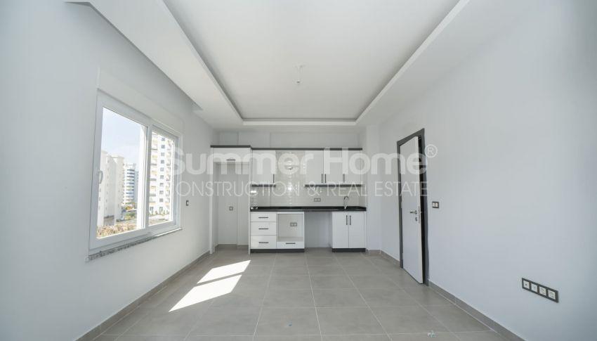 آپارتمانهای جدید برای فروش در یک منطقه آرام در محموتلار، آلانیا interior - 11
