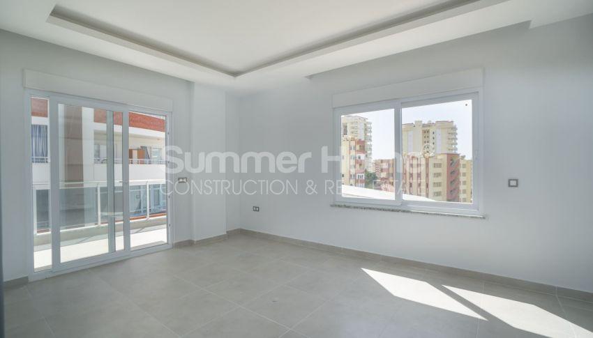 آپارتمانهای جدید برای فروش در یک منطقه آرام در محموتلار، آلانیا interior - 12