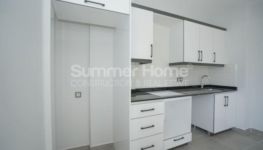آپارتمانهای جدید برای فروش در یک منطقه آرام در محموتلار، آلانیا interior - 13
