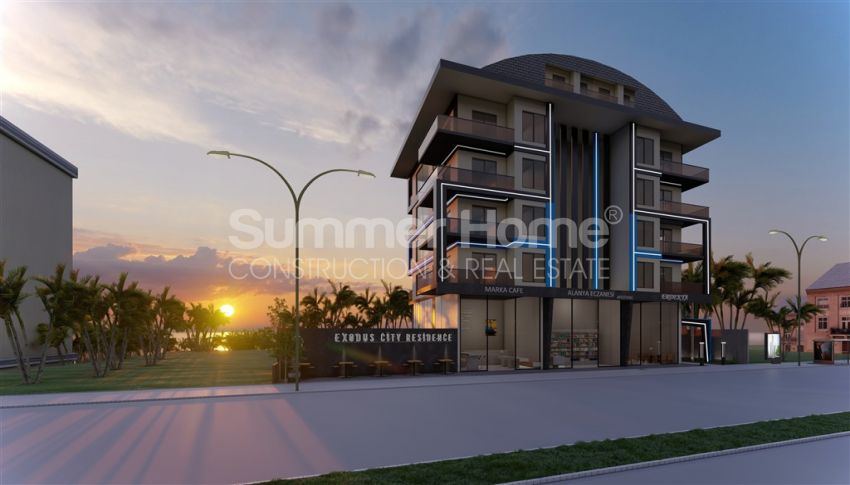 Appartementen op een prachtige locatie te koop vlakbij het strand general - 2