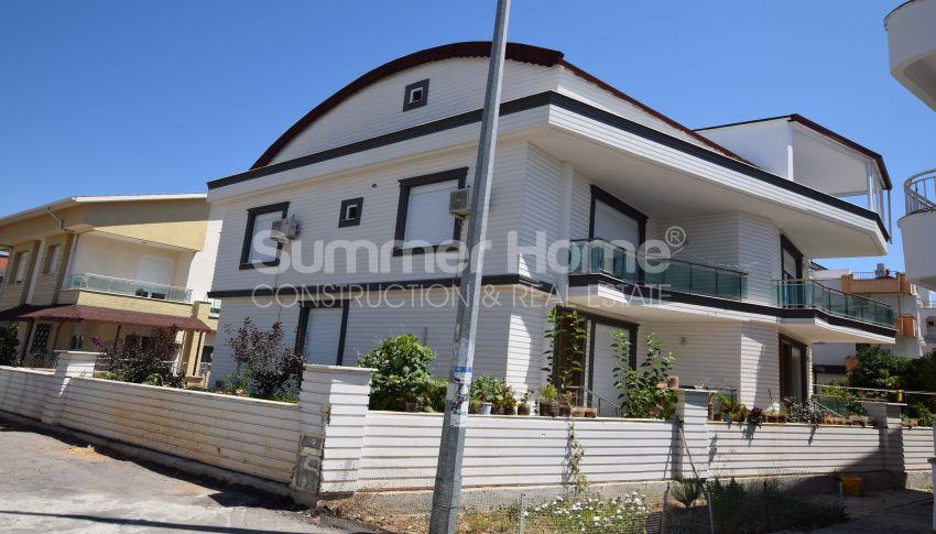 آپارتمان دو خوابِ دوبلکس مجلل زیبا در بلک، آنتالیا general - 1