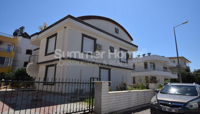 آپارتمان دو خوابِ دوبلکس مجلل زیبا در بلک، آنتالیا general - 3