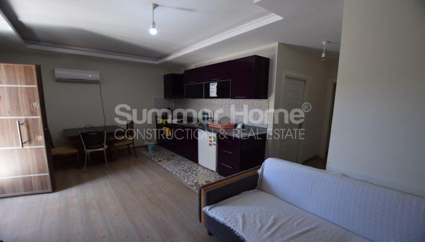 آپارتمان دو خوابِ دوبلکس مجلل زیبا در بلک، آنتالیا interior - 4