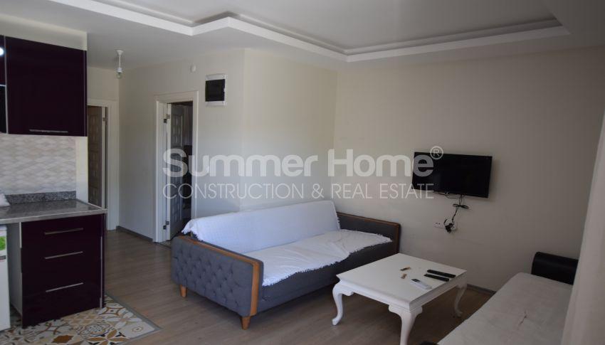 آپارتمان دو خوابِ دوبلکس مجلل زیبا در بلک، آنتالیا interior - 9