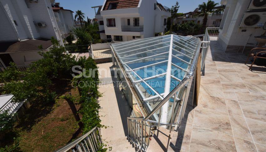 Strandnahe Villa der Extraklasse mit Privatpool in Belek, Antalya facility - 7