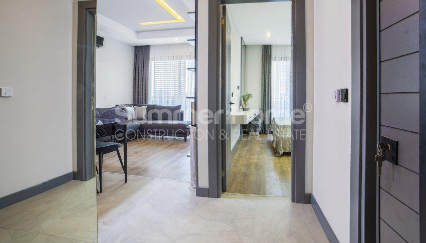 Appartements neufs dans le centre d'Alanya interior - 8
