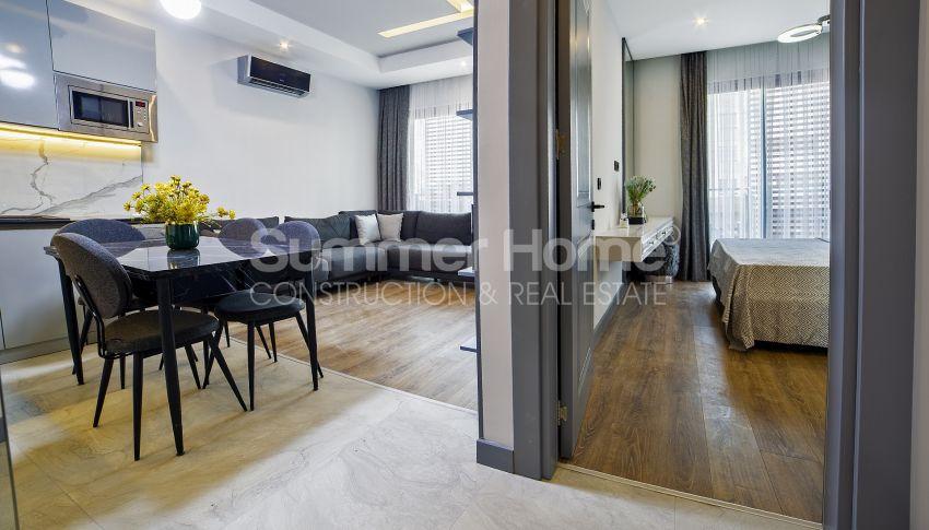 Appartements neufs dans le centre d'Alanya interior - 9