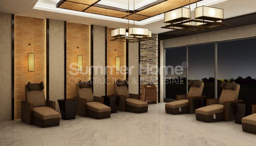 آسمانخراشی با آپارتمانهایی ارزانقیمت در محمودلار، آلانیا facility - 15
