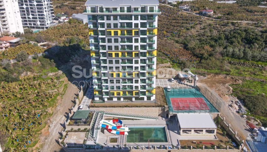 آسمانخراشی با آپارتمانهایی ارزانقیمت در محمودلار، آلانیا general - 1
