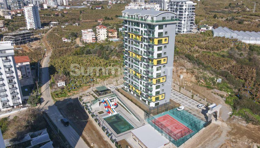 آسمانخراشی با آپارتمانهایی ارزانقیمت در محمودلار، آلانیا general - 2