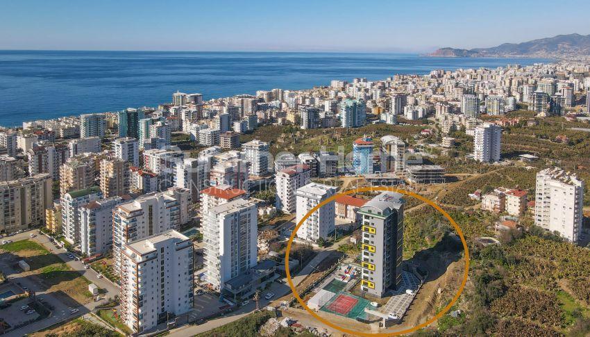 آسمانخراشی با آپارتمانهایی ارزانقیمت در محمودلار، آلانیا general - 3