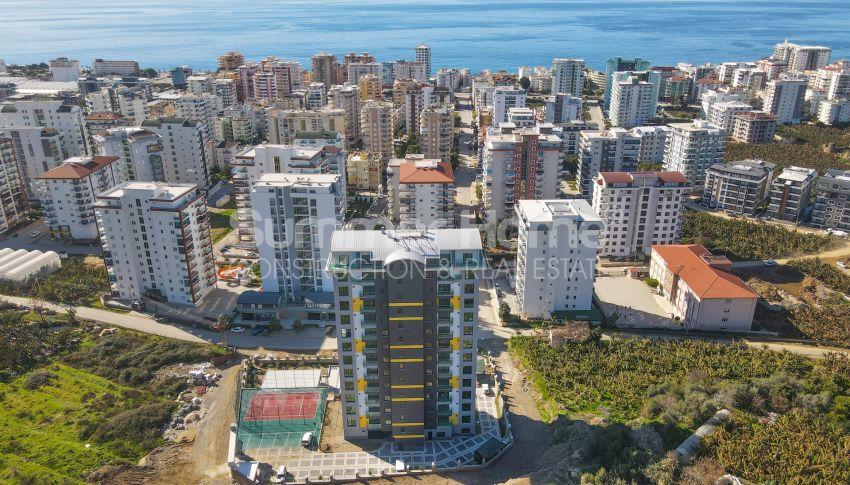 آسمانخراشی با آپارتمانهایی ارزانقیمت در محمودلار، آلانیا general - 4