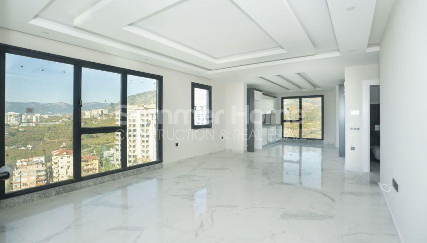 آسمانخراشی با آپارتمانهایی ارزانقیمت در محمودلار، آلانیا interior - 8