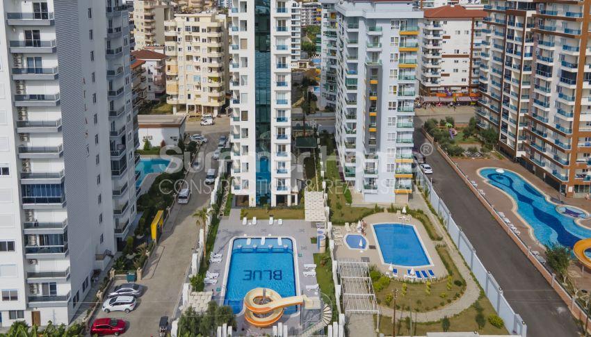 فروش آپارتمانهای لوکس در محمودلار، ساختهشده توسط شرکت سازندهی معتبر general - 1