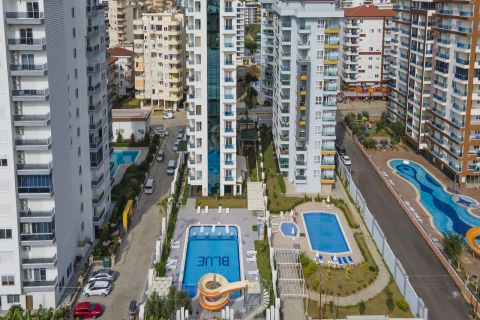 Apartments for sale in Mahmutlar by famous developer
