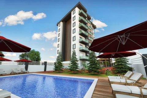 Entry level investments in Avsallar, Alanya
