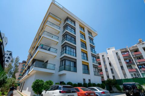 Excellent duplex apartment for sale in Oba, Alanya
